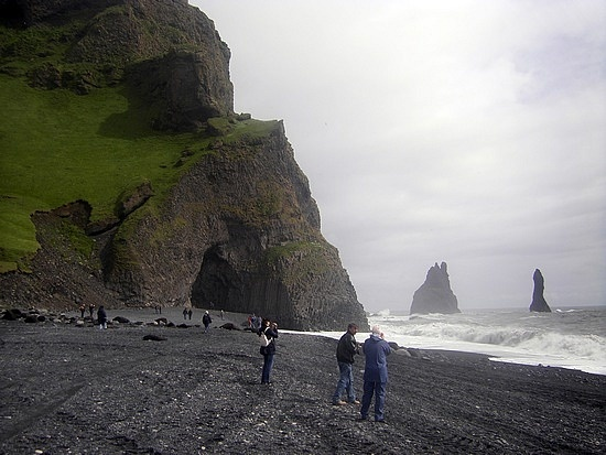 Vík í Mýrdal: Bucket List, Beautiful Iceland, Travel Bucket, Black Beach, Places I D, Pretty Places