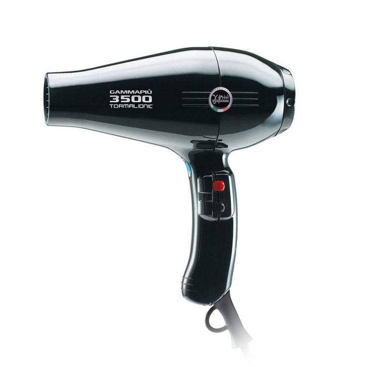 Gamma Piu 3500 Hair Dryer Light Weight Powerful Sydney Salon Supplies - 2400 WATT Temp???