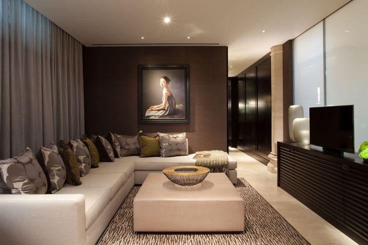 TV family room