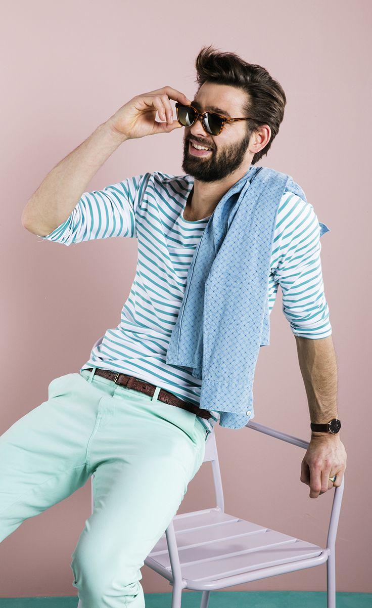 De nieuwste kleding voor heren. #newfashion #zinin #lente #kleding #heren