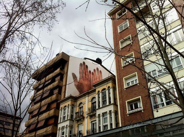 Cada día una foto de Palencia, realizada por ABBÉ NOZAL: A ver esas manos