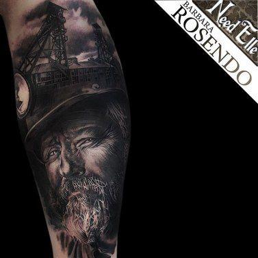 Barbara ROSENDO|Tatouage réaliste|Lille|Need Elle Tattoo Shop