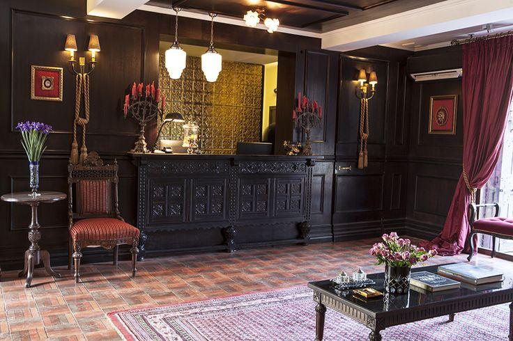 Hotel Castillo Rojo | Grisanti Cussen