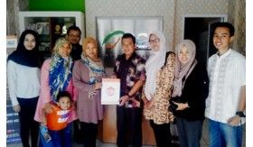 Aceh Womens for Peace Foundation Terpikat Bersinergi dengan ACT