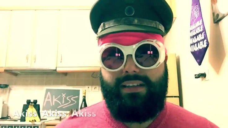 Ρώτα τον Dr. Akiss - Πρώτο βίντεο και καλή αρχή - Akiss
