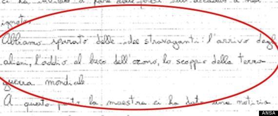 """""""secondo me il Papa è stato molto coraggioso ad ammettere la sua intenzione di andarsene per il suo megaintenso stress e per la sua vecchiaia""""."""