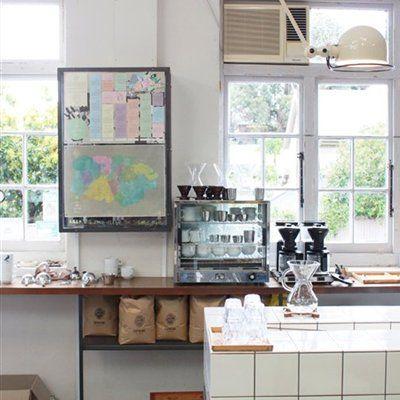Coffee Supreme Douglas St café