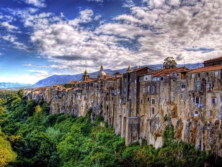 Sant'Agata di Goti @ South Italy
