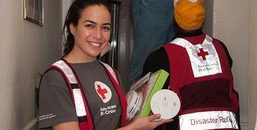 Cruz Roja Americana Insta a las personas que instalen y comprueben sus detectores de humo