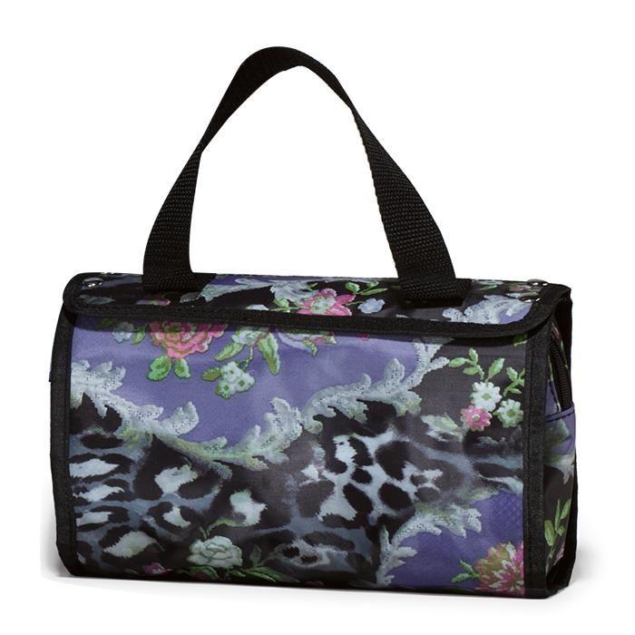 Vintage Avon Travel Duffle Bag Set 35