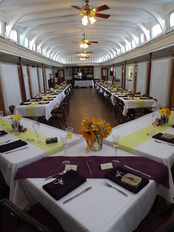 Wedding Reception on the SS Sicamous, Penticton