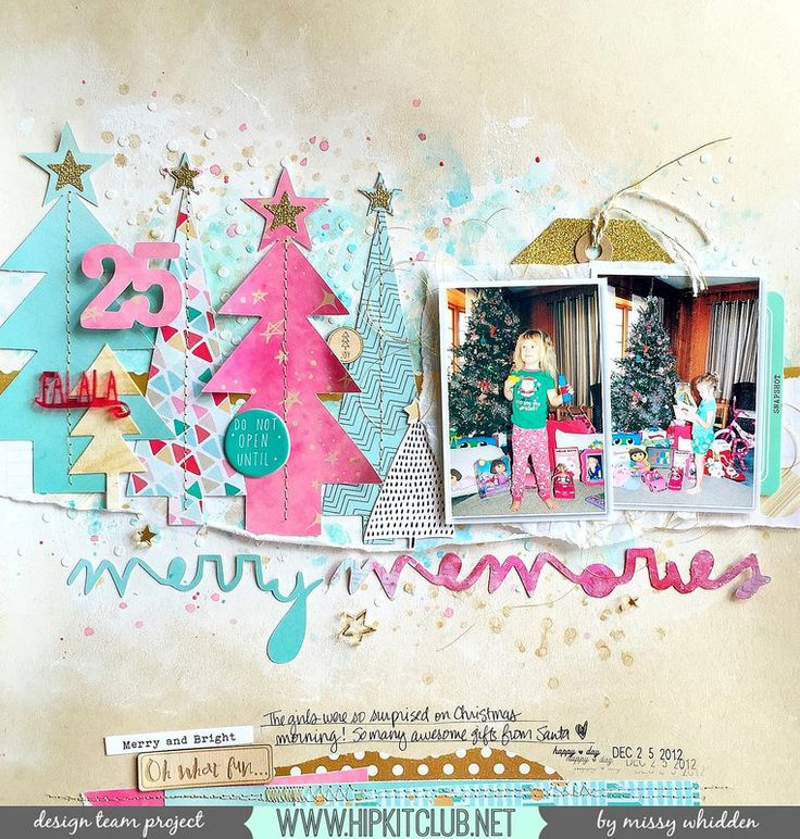 Hip Kit Club DT Project - 2015 November Hip Kits - exclusive papers & embellishments, Pinkfresh Studio, Basic Grey