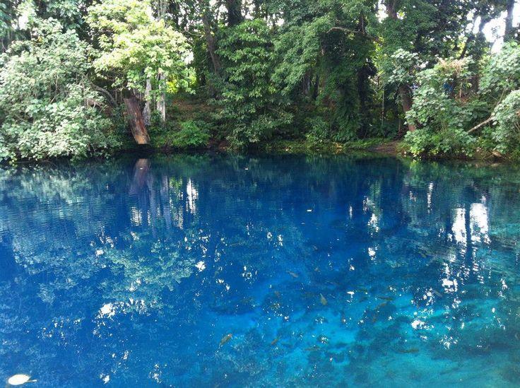 Nanda Blue Hole / Jackies Blue Hole Reviews - Luganville, Espiritu Santo Attractions - TripAdvisor - East Coast Road, Luganville, Espiritu Santo, Vanuatu