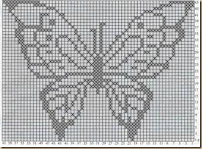1070 Best Images About Crafts Butterflies Cross Stitch