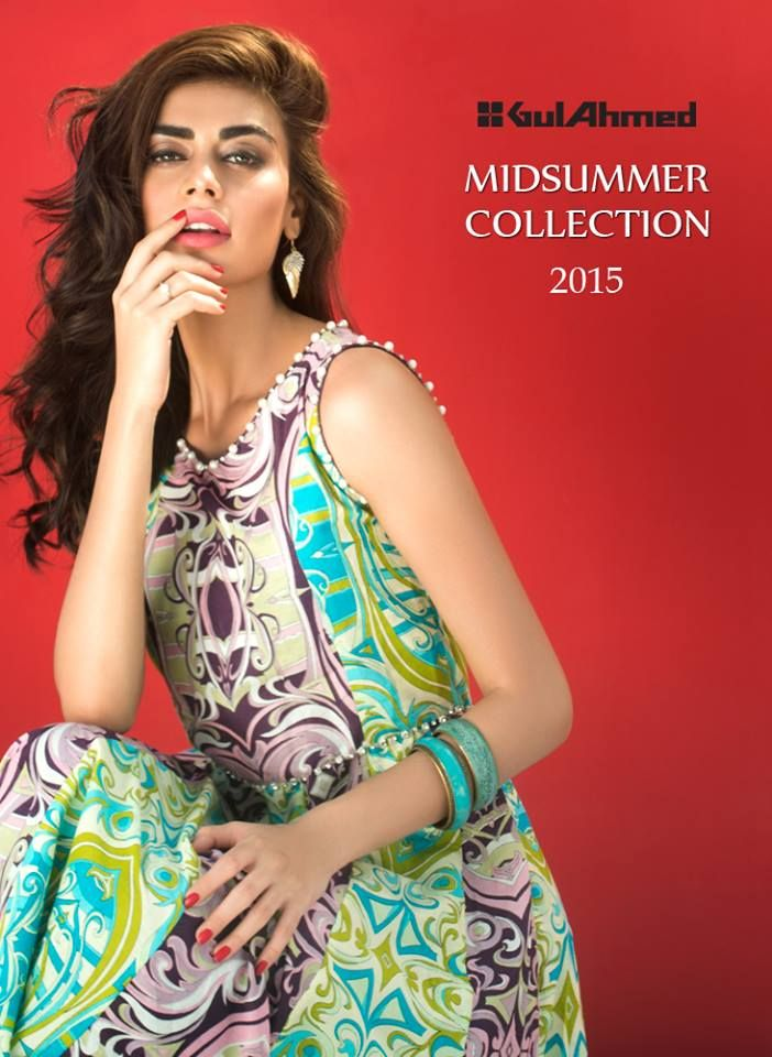 Drear fans we are sharing to Gul Ahmed Midsummer well-designed collection 2015-16 for you. Because this collection is perfect and actual seasonal dresses style for young girls and mature ladies. G…