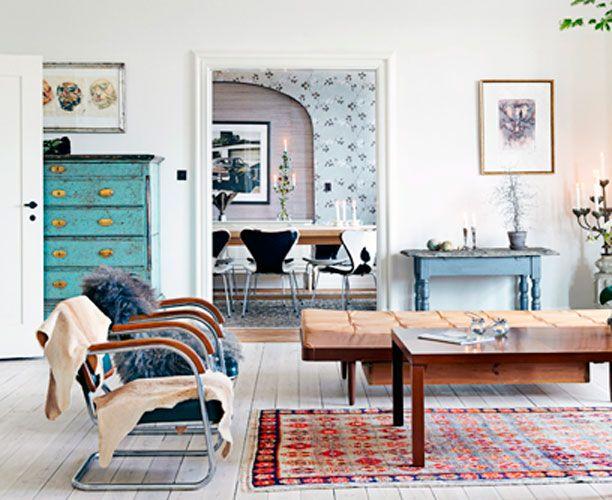 62 Best Decor Vintage Modern Apartment Images On Pinterest