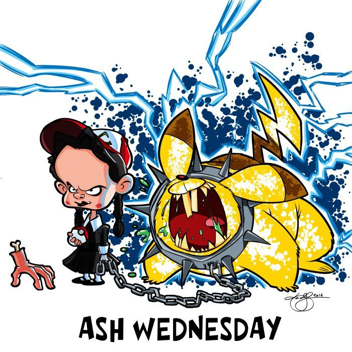"Lar on Twitter: ""Cartoon: Ash Wednesday. Idea stolen with gratitude from Frances…"