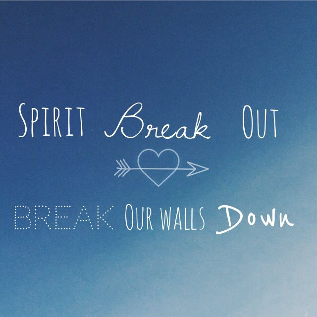 Spirit Break Out - Kim Walker-Smith