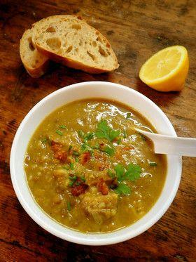 羊肉と豆のスパイシースープ(ハリム)
