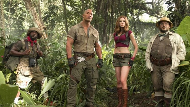 WatchJumanji: Welcome to the Jungle 2017 Full Movie         WATCH   OR   DOWNLOAD           DOWNLOAD Jumanji: Welcome to the Jungle Fu...