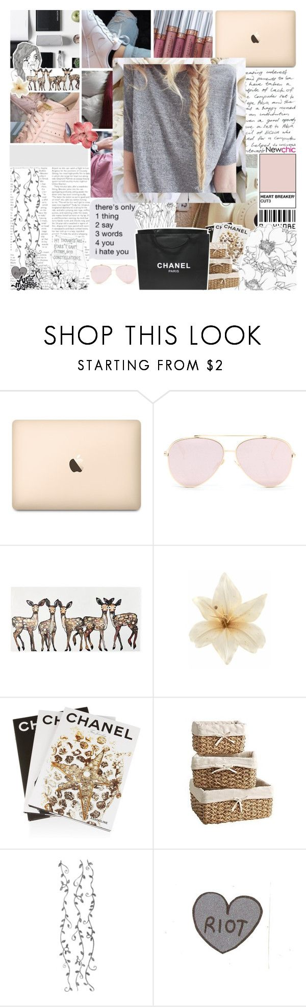 """""""~a true relationship is someone who accepts your past, supports your present, loves you, and encourages your future"""" by itsfashioninfinity ❤ liked on Polyvore featuring WALL, Clips, Assouline Publishing, Pier 1 Imports and Chanel"""