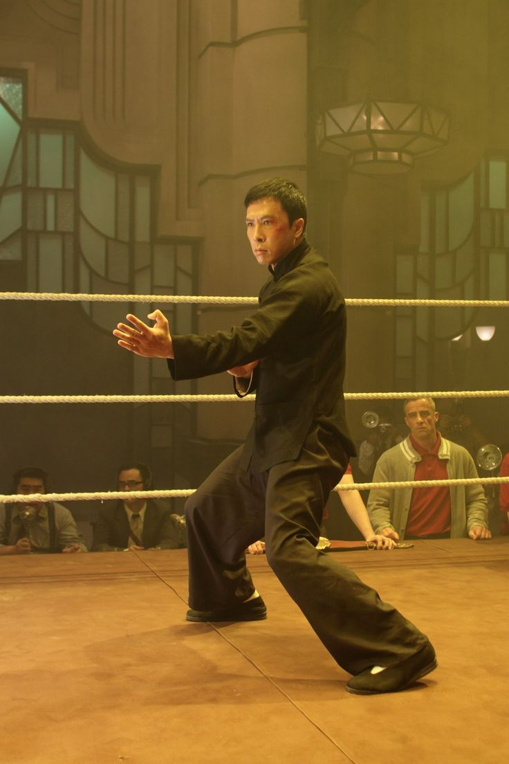 Donnie Yen in Ip Man 2: Legend of the Grandmaster (2010) Movie Image | BeyondHollywood.com