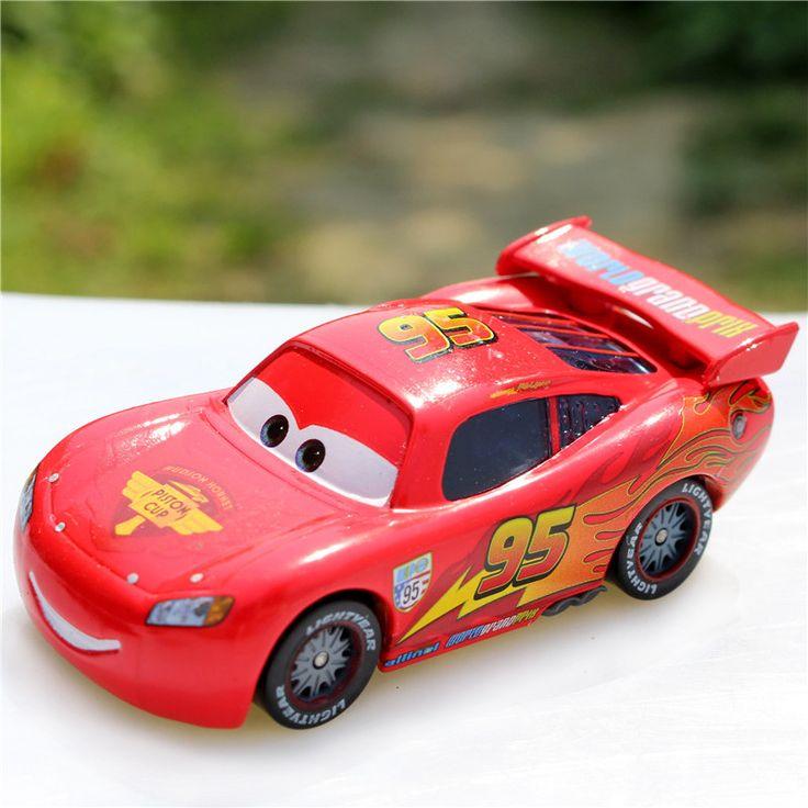 No. 95 Mcqueen Pixar Cars Radiator Diecast Metal Car Toy 1:55 Diecast Metal toys baby toy Racing cars