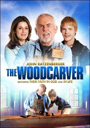 The Woodcarver - DVD: Wwjdii, Woodcarving Dvd, John Ratzenberger, Worth Watches, Christian Movie, Movie Worth, Movie Night, Favorite Movie, Wwjd Ii