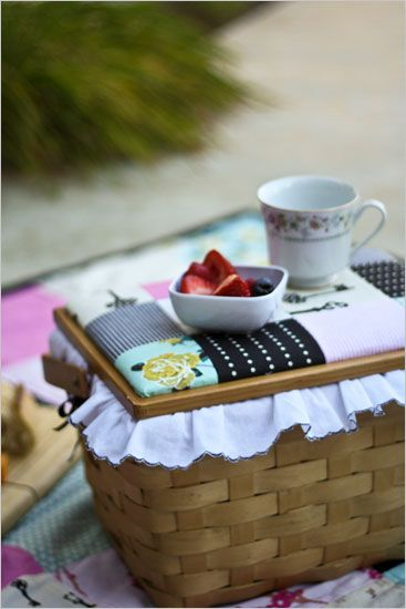 Creative Picnic Basket Ideas : Best images about crafts baskets picnic other on