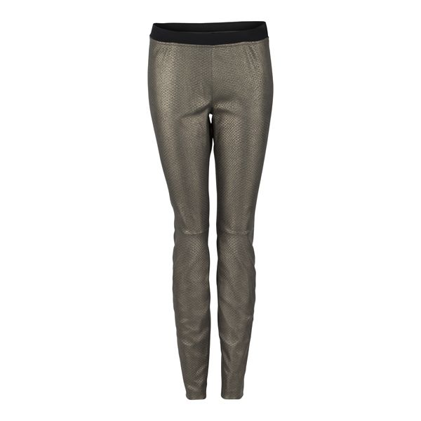Leather pants from #Joop