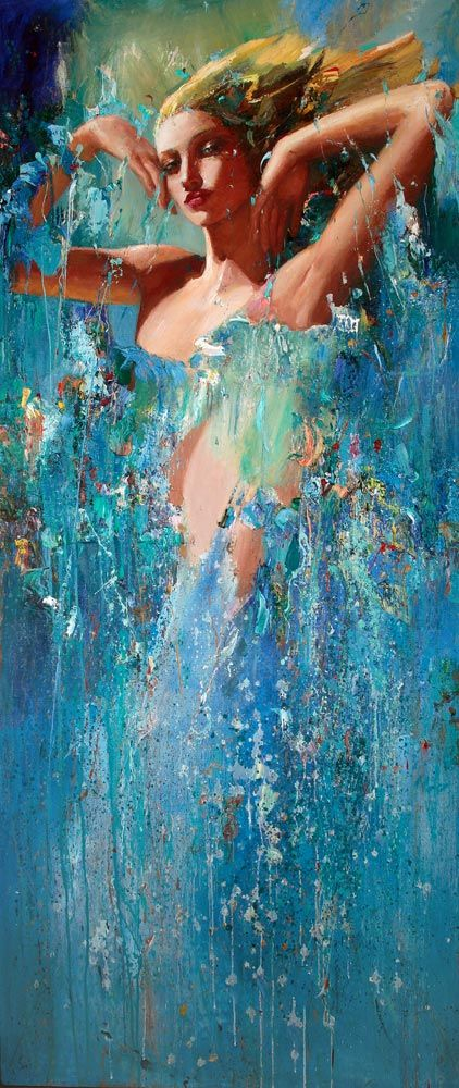Mstivlav Pavlov = Impressionist Art