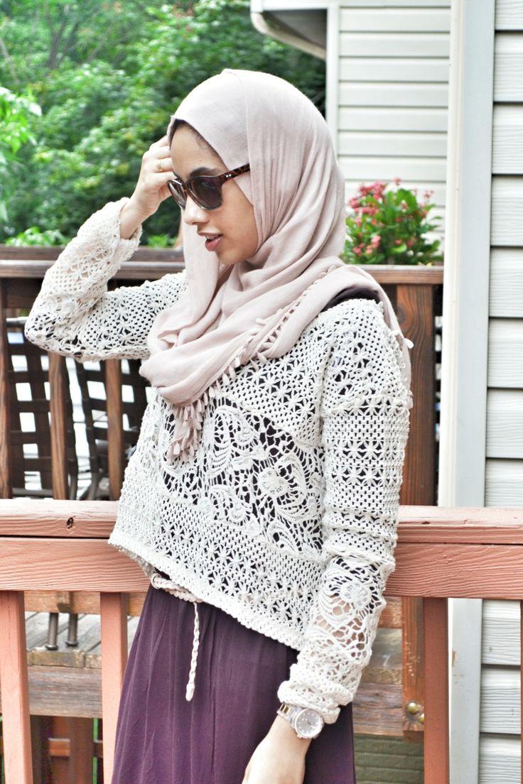 Love this #hijab #fashion