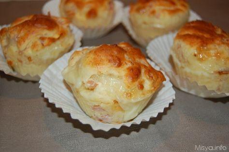 Prepara i muffin salati con il bimby per portare in tavola un antipasto semplice e sfizioso. Procedimento per preparare i muffin salati Inserire nel boccale il latte, il