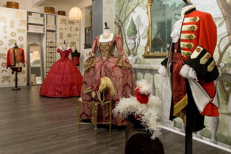 Vestiti per Teatro e Carnevale - Atelier Scatola Magica