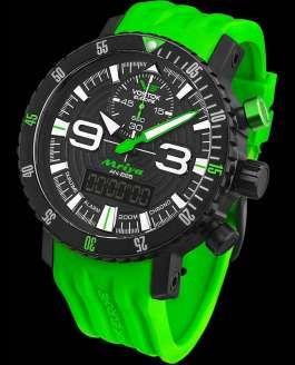 Vostok Europe Mriya Multifunction Green