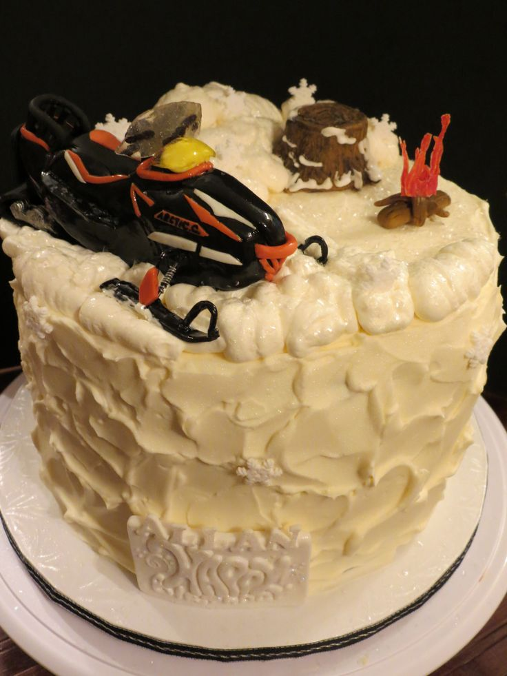 80 Best Snowmobile 2nd Birthday Party Ideas Images On
