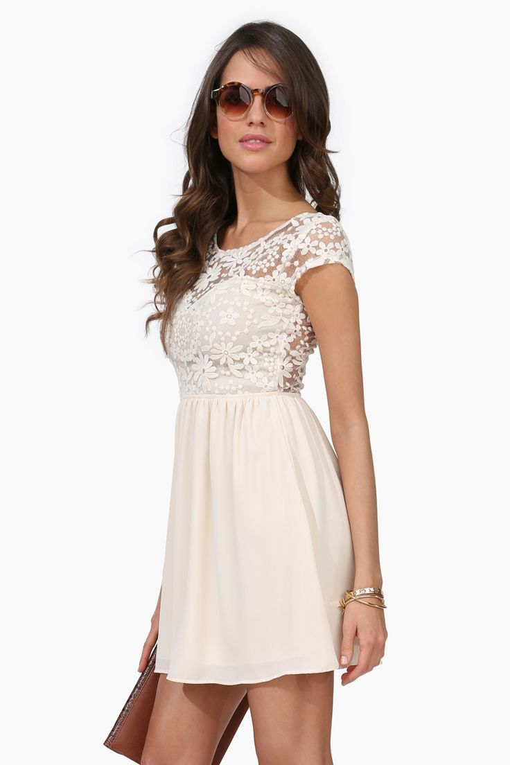 Pin by amanda cacoilo on fashion pinterest lace for Cute summer wedding guest dresses