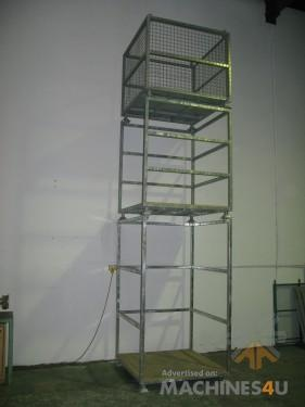 Professionally Built Stillages - http://www.machines4u.com.au/browse/Material-Handling/Bins-Containers-300/Metal-Bins-1399/