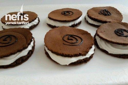 Kakaolu Süt Burger Tarifi