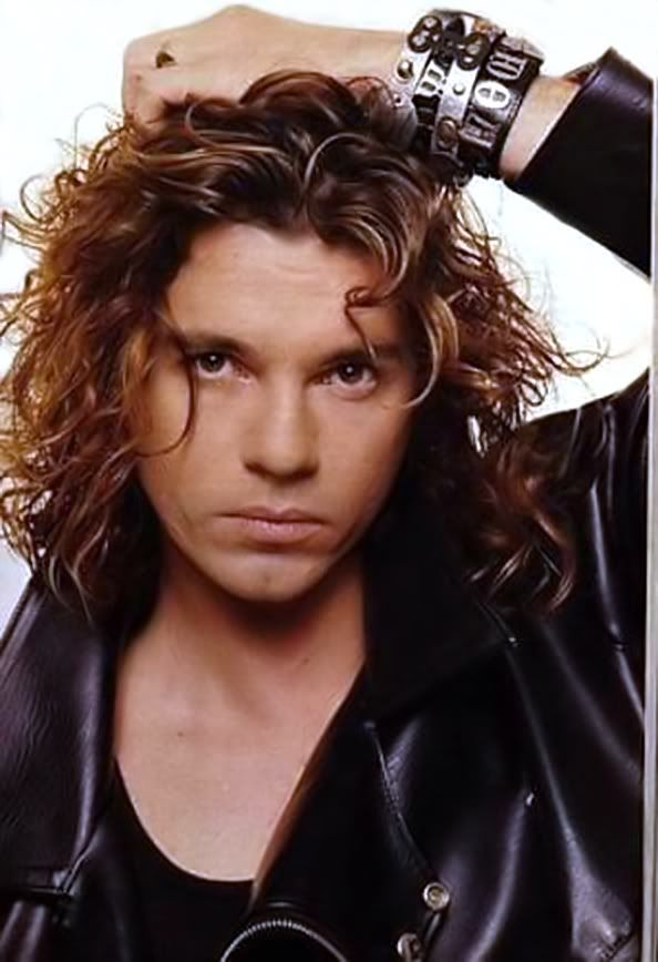 """Happy 53rd Posthumous Birthday to the sexy rocker, Michael Hutchence.    """"You're one of my kind"""""""
