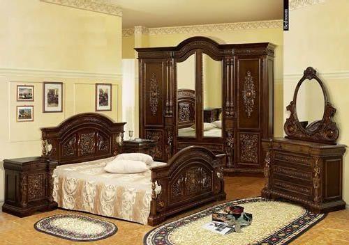 Dormitor clasic de la Rom-Confort Iasi