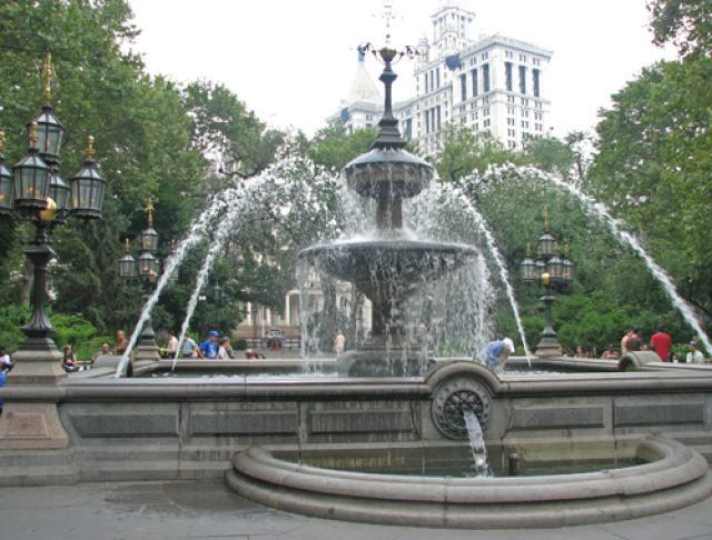 Colonial Landmarks in Lower Manhattan