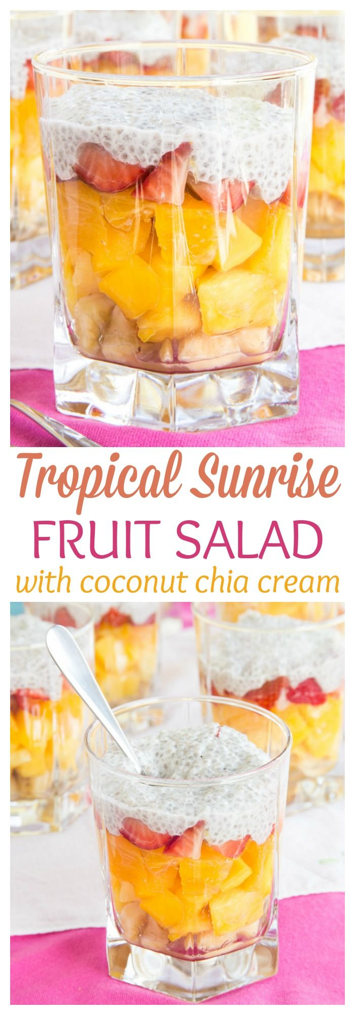 fruit salad for breakfast healthy coconut fruit or vegetable