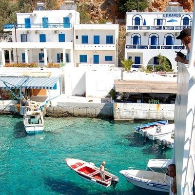 Loutro - Crete, Greece
