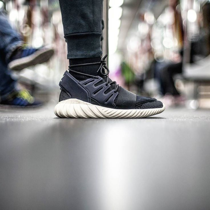 promo code 10c58 7dee0 ... Sneakers Adidas Tubular Doom Core Black by jemuelwong  shoes   Pinterest  Adidas tubular Adidas Originals ...