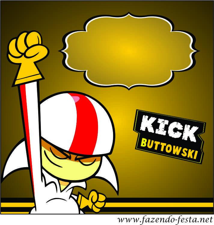Kit Kick Buttowski