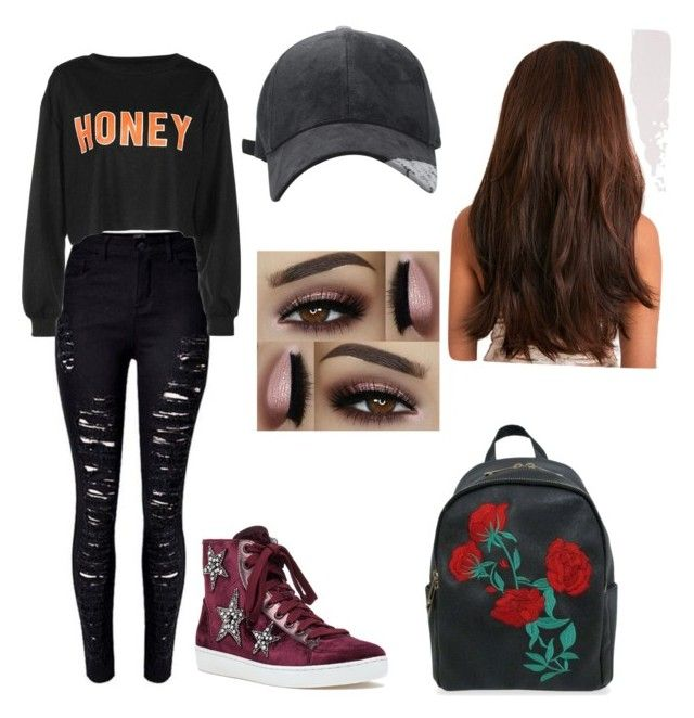 """untilltled #1"" by kehichabelle on Polyvore featuring Lola Cruz"
