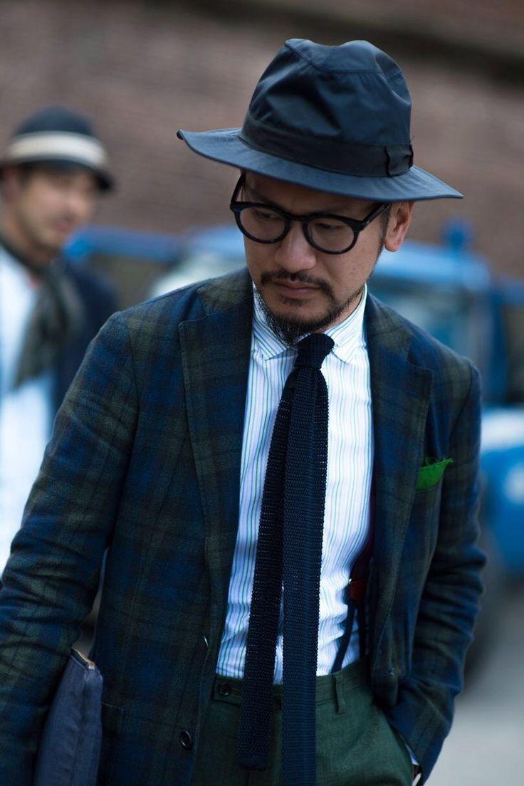 Pitti Moda | The strongest street style at Pitti Uomo S/S '17