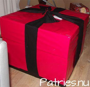 Sinterklaas Surprises 2011 – Patries.nu