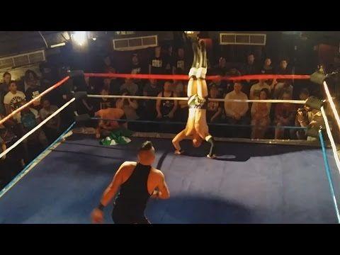 Image result for progress wrestling bedford